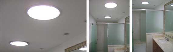 Iluminación natural en el hogar