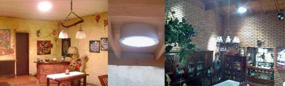 Iluminación en hoteles boutique