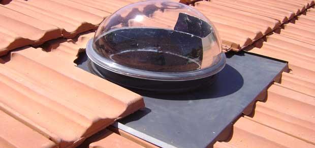 Terminaciones exteriores en techos for Terminaciones de techos interiores